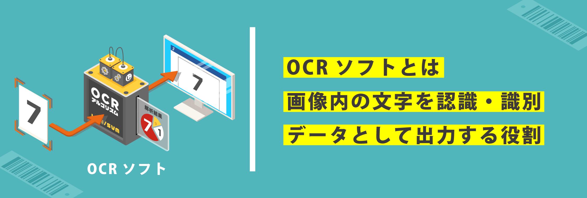 OCR仕組み